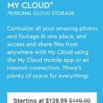 Eblast My Cloud Thumbnail