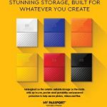 Ad for WD My Passport