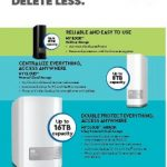 Step Up Ad for WD